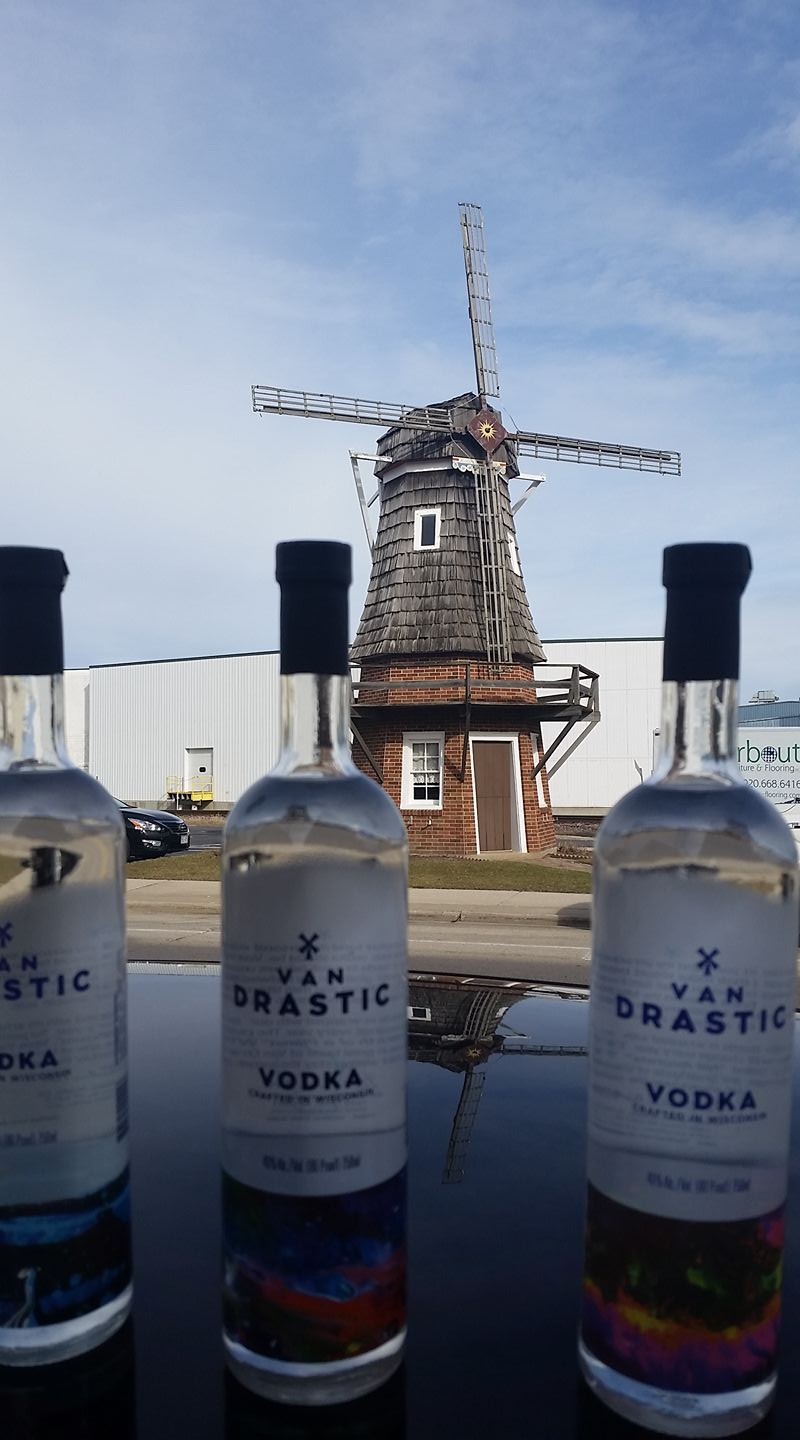 handmade vodka