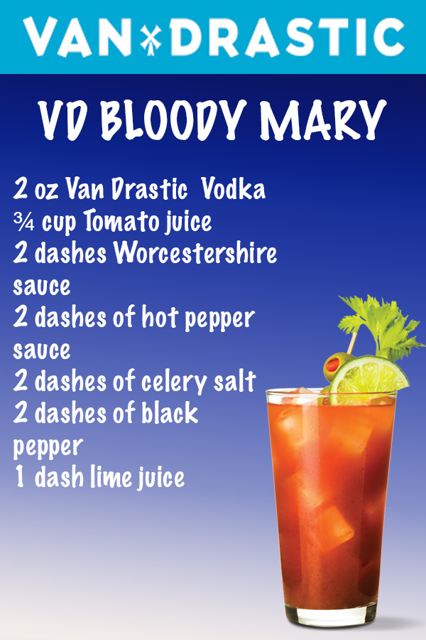 vodka recipe