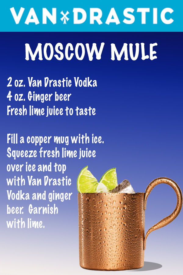 easy vodka recipe